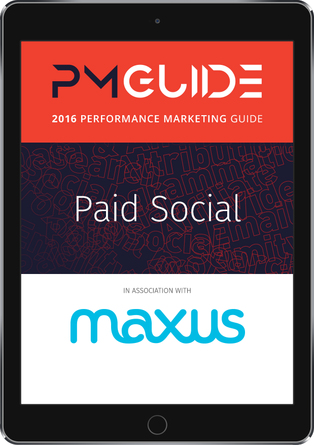 Paid Social Guide 2016