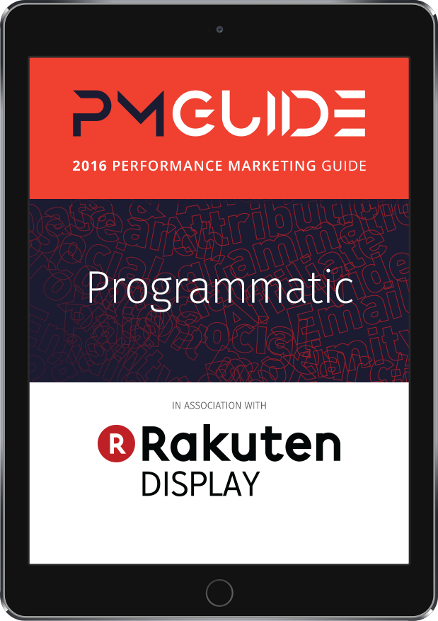 The 2016 Guide to Programmatic Advertising