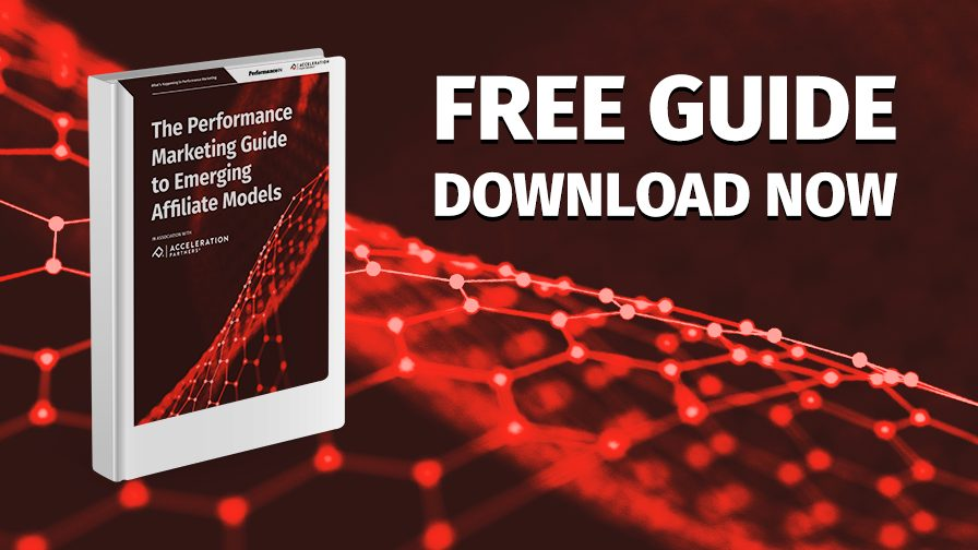 Download Your Free Guide to Emerging Affiliate Models