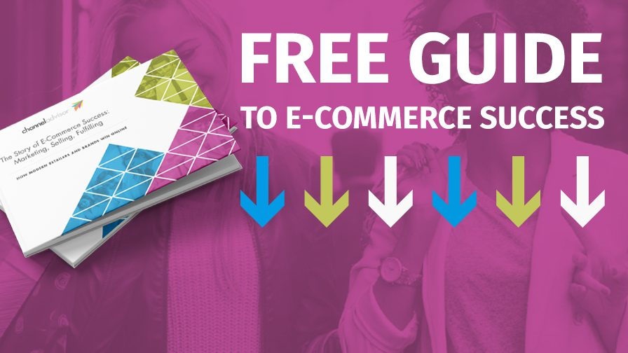 FREE Download: The Story of E-Commerce Success: Marketing, Selling and Fulfilling