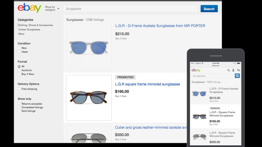 Ebay S Cost Per Sale Ads To Hit Uk And German Shores Performancein