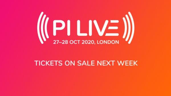 PI LIVE Early-Bird Tickets Go on Sale Next Week