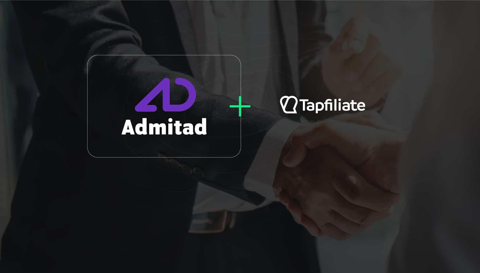 Admitad Acquires Tapfiliate